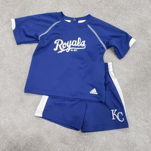 Other - Kansas City Royals Outfit